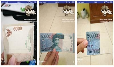 aplikasi mengenali mata uang untuk tunanetra