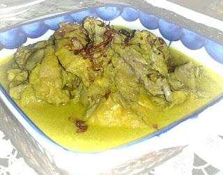 Bumbu opor ayam lezat