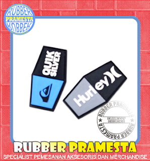 LABEL KARET GITD| LABEL KARET GLOW IN THE DARK | LABEL KARET MENYALA