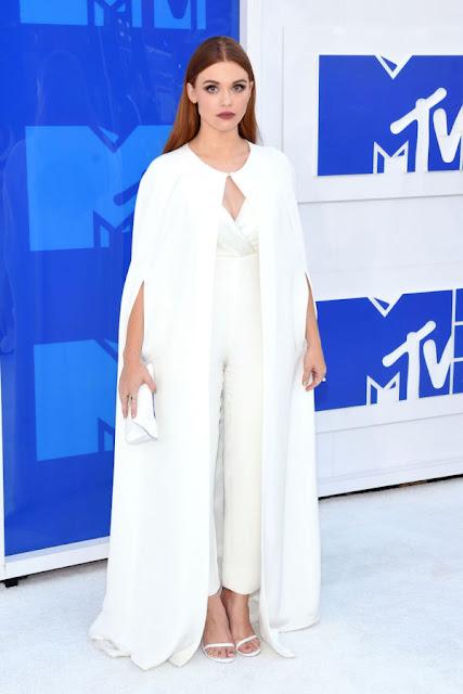 high fashion on the VMA red carpet