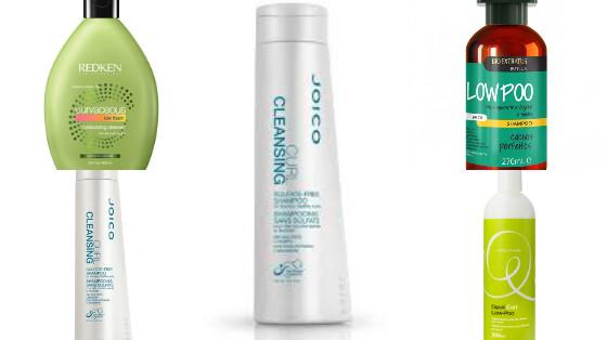 shampoos low poo cabelos cacheados