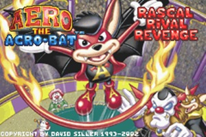 Aero The Acro Bat Rascal Rival Revenge Gba Rom Download Game Ps1 Psp Roms Isos Downarea51