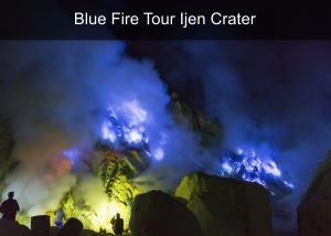 Blue Fire Tour Ijen Crater