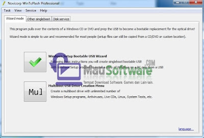 cara membuat usb atau dvd windows bootable dengan mudah menggunakan wintoflash, software untuk membuat usb atau dvd windows bootable