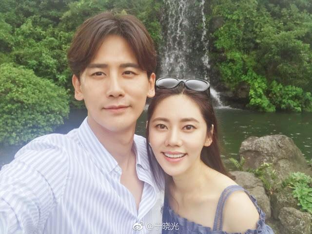 Choo Ja Hyun Yu Xiaoguang