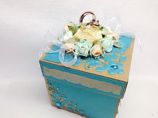 Ślubny box.