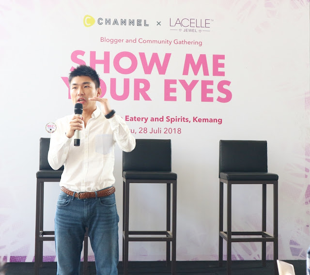 Show Me Your Eyes With BAUSCH&LOMB Lacelle Jewel