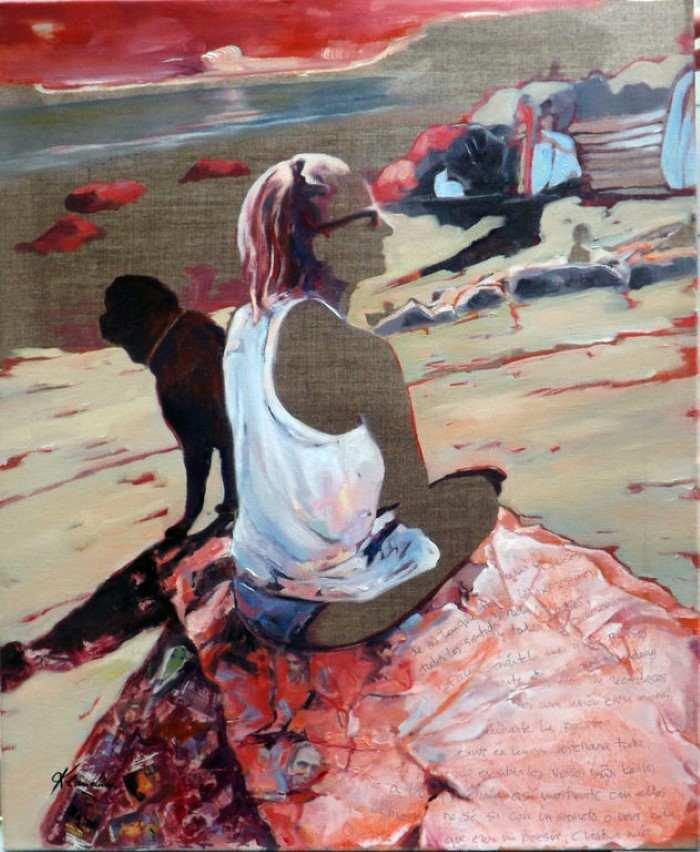 Немецкий художник. Klaudia Neuhardt