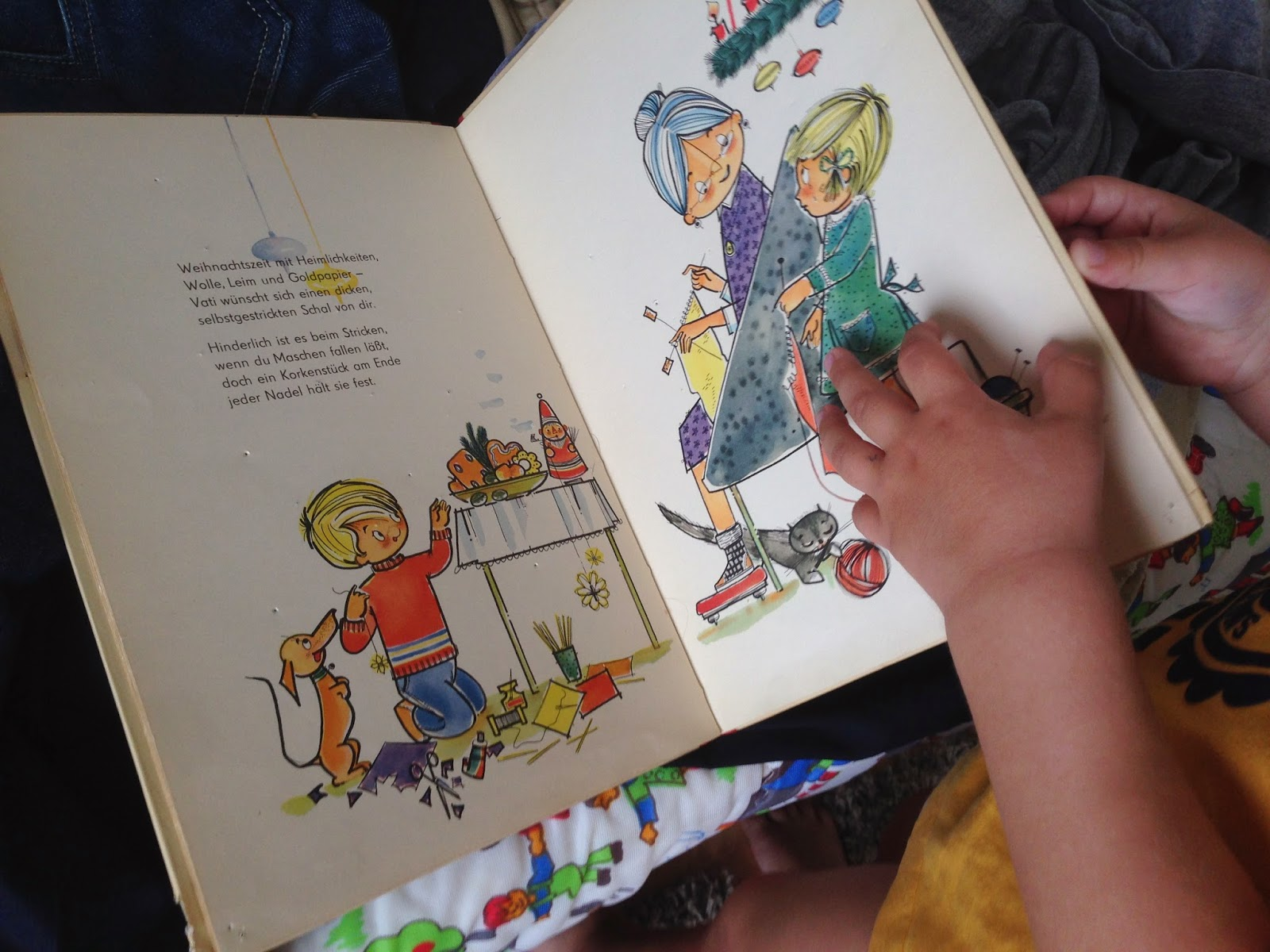 Kinderbuch aus der DDR