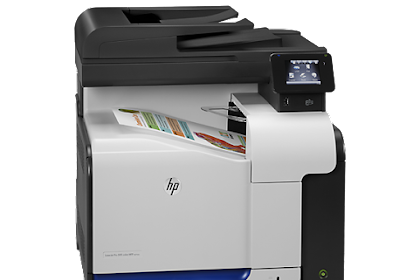 Download HP LaserJet Pro 500 MFP M570dn Drivers