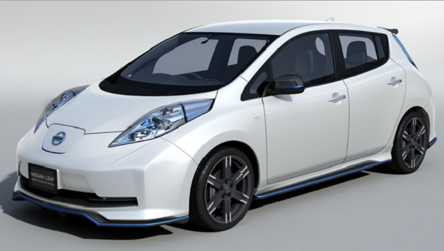 2016 Nissan Leaf Release