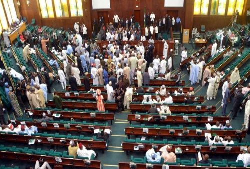 June 12: House Of Reps In Rowdy Session Over June 12 Democracy Day Declaration