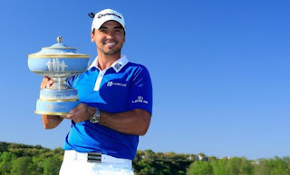 GOLF - Jason Day campeón del Mundial de Match-Play con Cabrera tercero