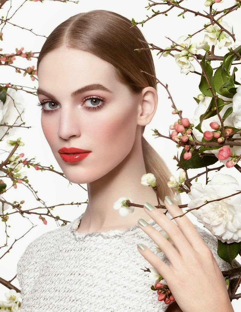 Nicola Loves. . . : Advertising Campaign: Chanel Beauty