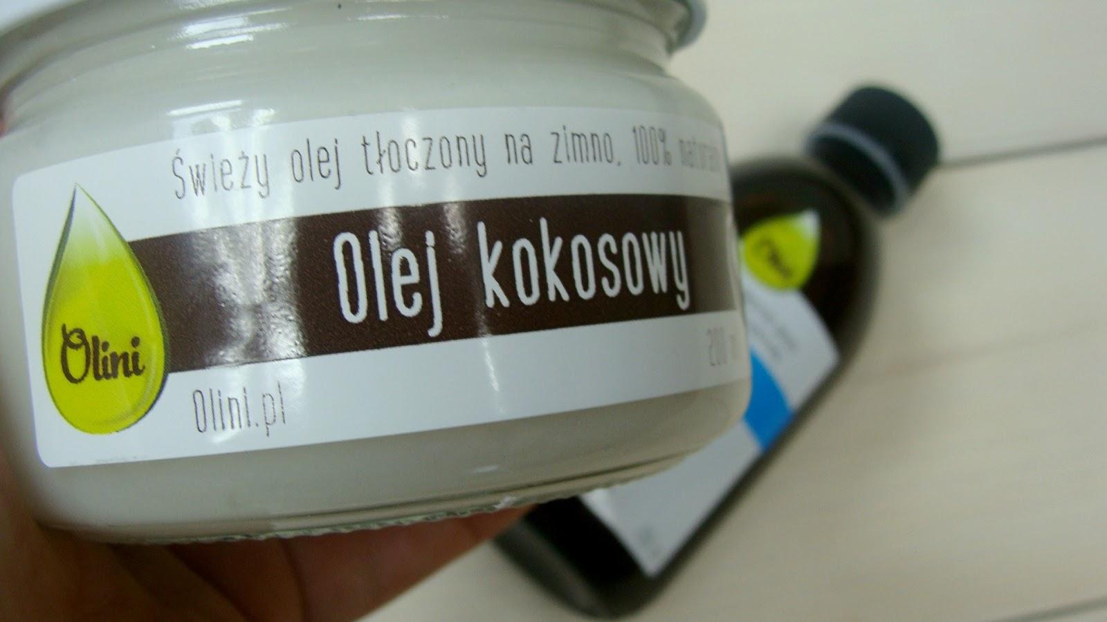 Olej lniany, olej kokosowy, olini, oleje naturalne, Dwa oleje, które królują ostatnio w mojej kuchni