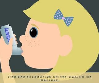 Asma adalah jenis penyakit kronis pada saluran pernapasan. Gejala asma dapat dikendalikan. Karena asma sering berubah dari waktu ke waktu,