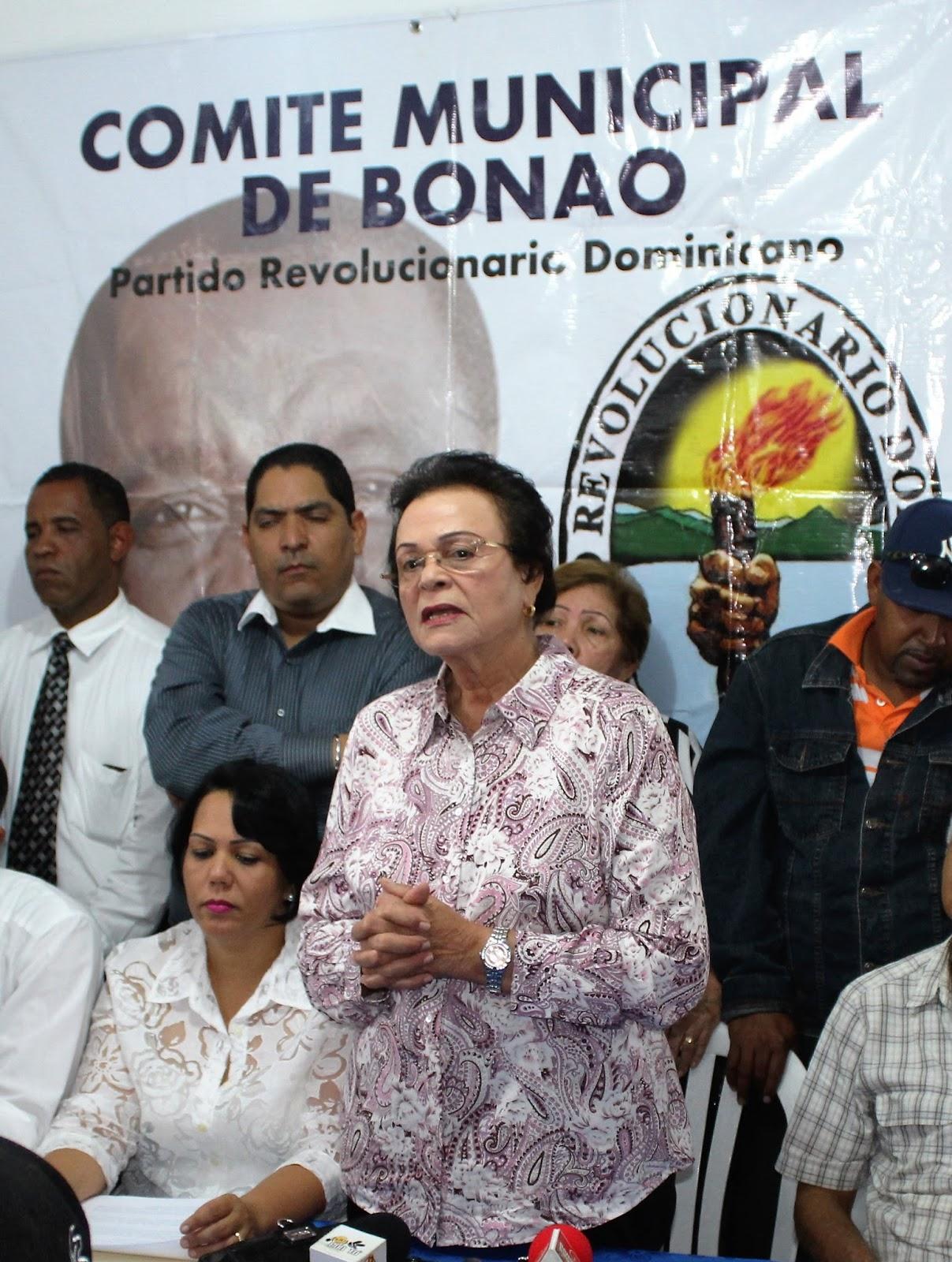 Miriam Abreu asumirá gobernación Monseñor Nouel en los