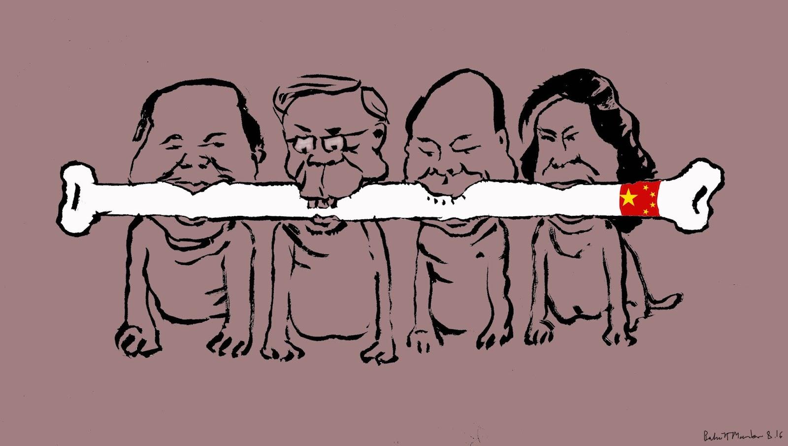 Image result for cộng sản VN là một bầy heo ăn tạp