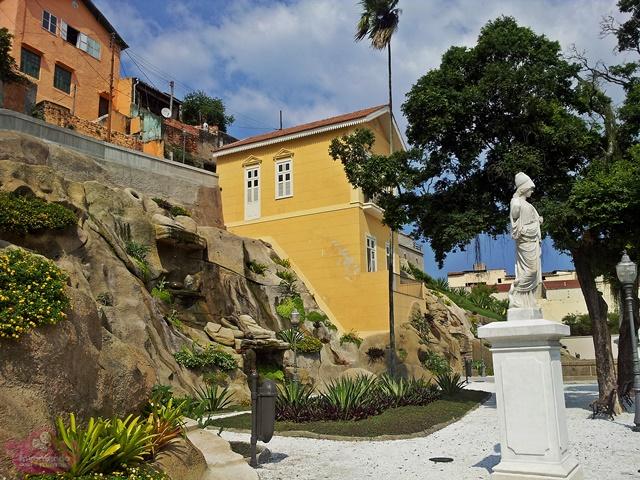 Passeio histórico e arqueológico no Rio de Janeiro