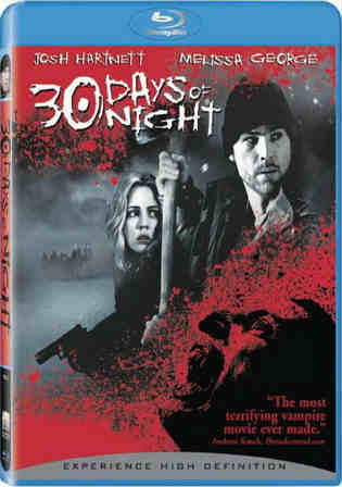 30 Days Of Night 2007 BRRip 850Mb Hindi Dual Audio 720p Watch Online Full Movie Download bolly4u
