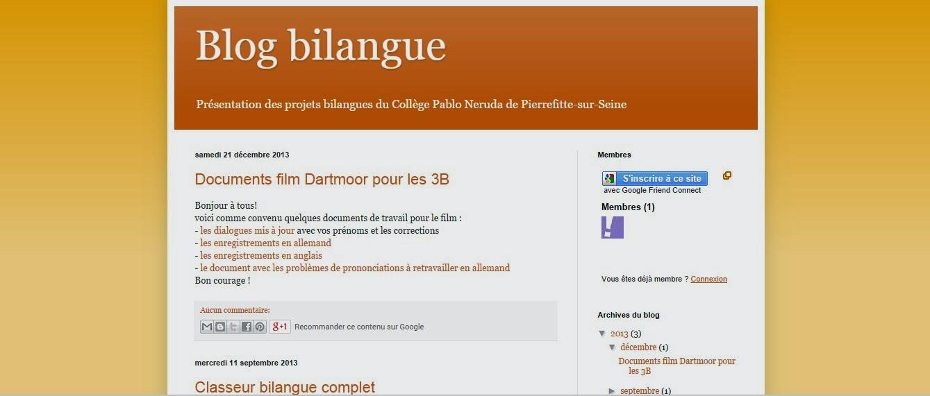Cahiers De Textes Septembre 2014