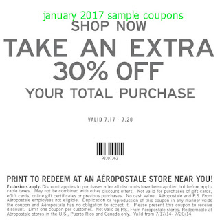 Aeropostale Coupons