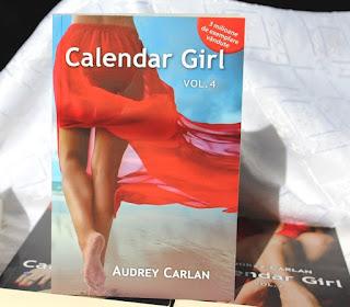 Calendar girl, vol. IV, de Audrey Carlan. Recenzie