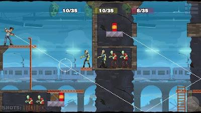 Stupid Zombies 3 Mod v2.5 Apk Terbaru