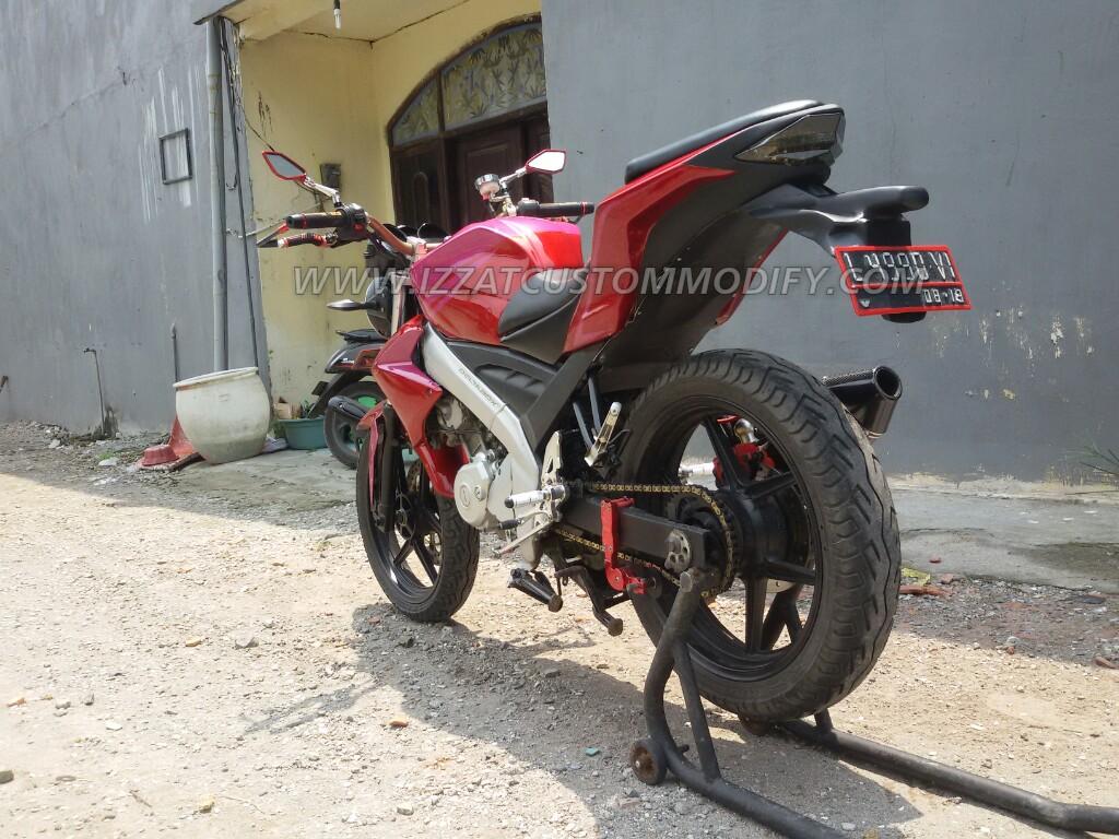 Bodi Belakang Model Ninja 250fi Pnp Vixion Dan Byson Izzat