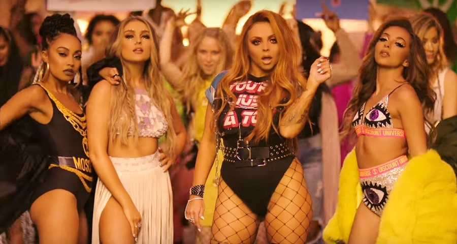 LITTLE MIX LANÇA CLIPE EMPODERADO PARA POWER