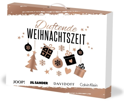 Coty Müller beauty Advent calendar 2016 calendrier de l'avent Adventskalender