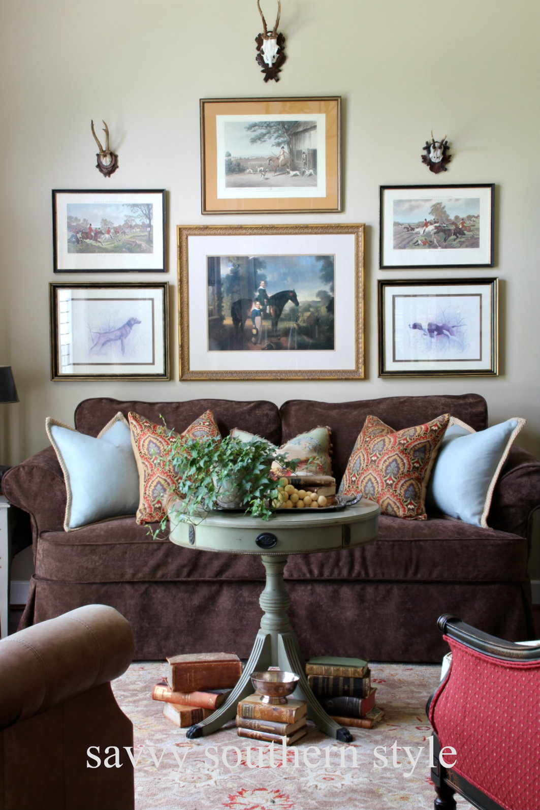 Savvy Southern Style The Sitting Room S New Color