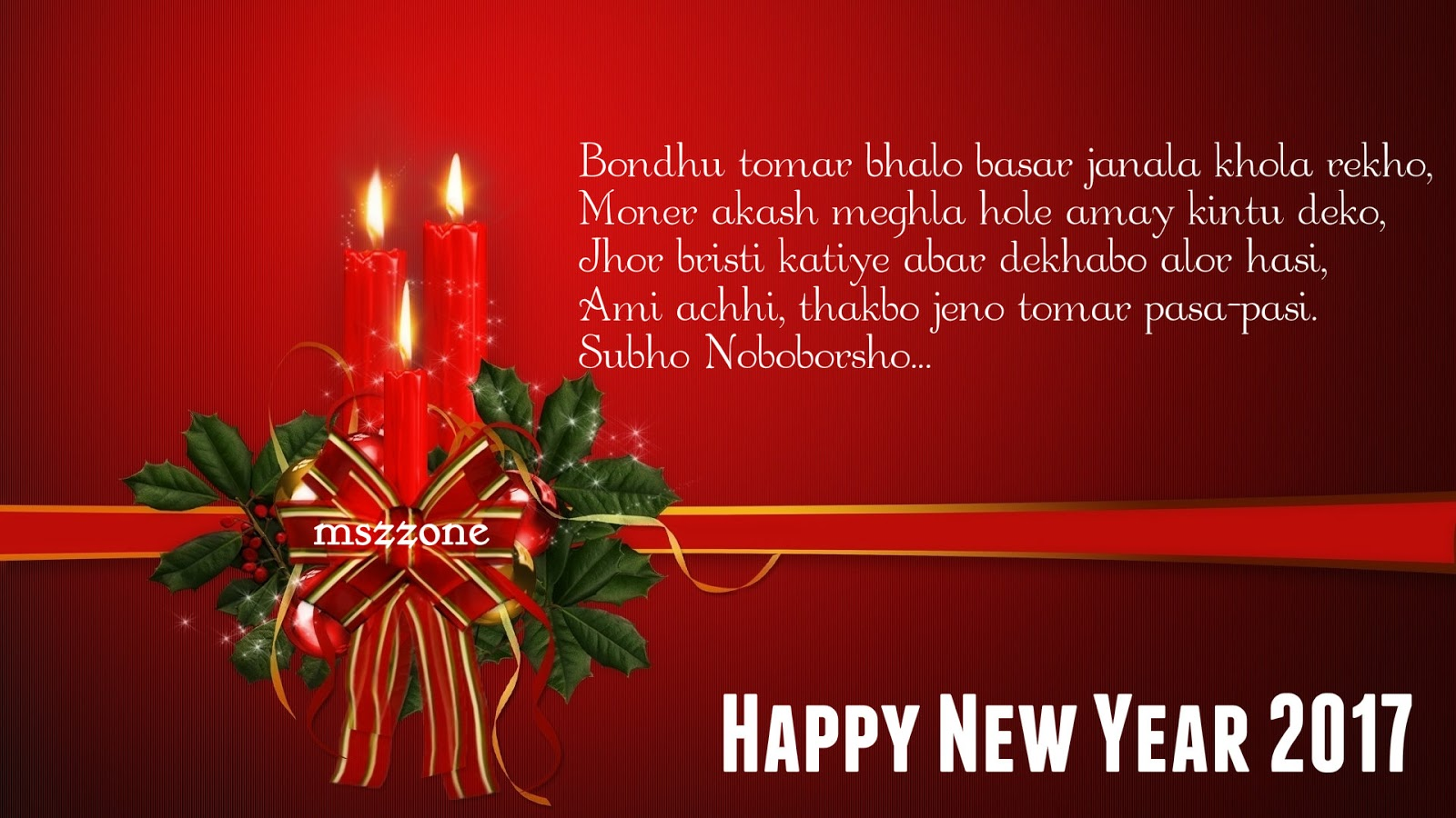 Mszzone happy new year 2017 picture messages in different languages mszzone m4hsunfo