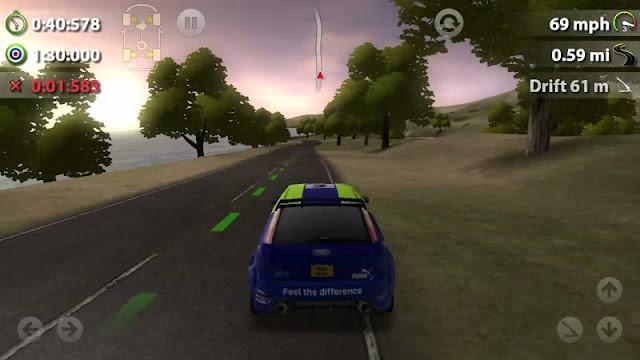Rush Rally 2 v1.66 Apk Mod [Desbloqueado]