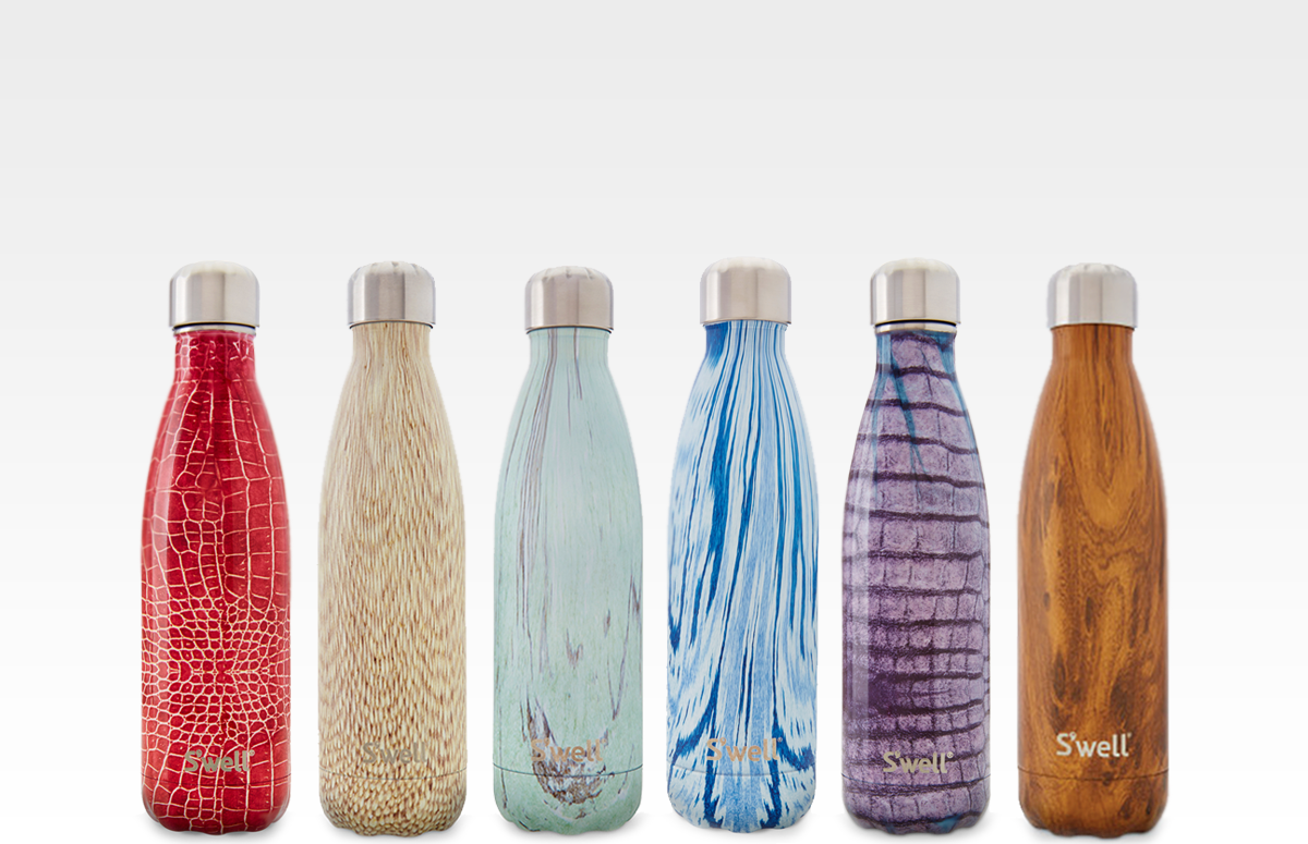 Sip In Style With These Chic Functional Water Bottles