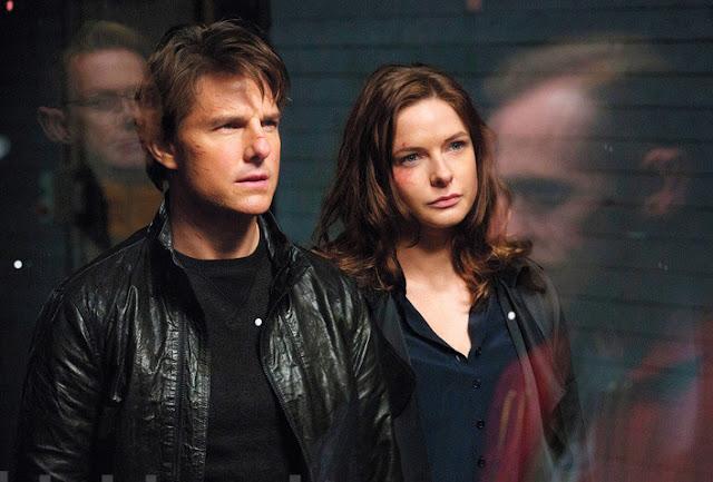 Rebecca Ferguson Kembali di Mission: Impossible 7