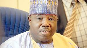 Ex-PDP chair, Ali Modu-Sherrif, shuns journalists after meeting Buhari