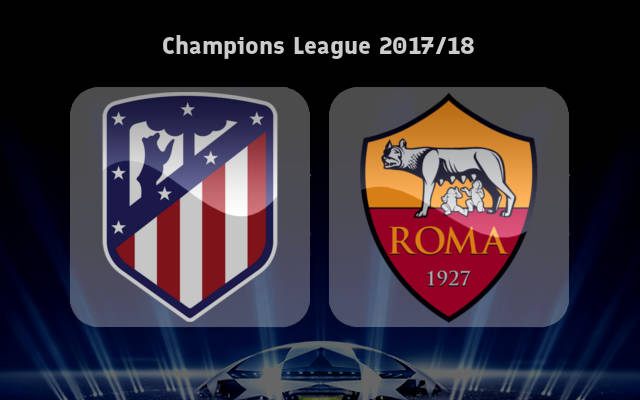 Atletico Madrid vs Roma Full Match & Highlights 22 November 2017