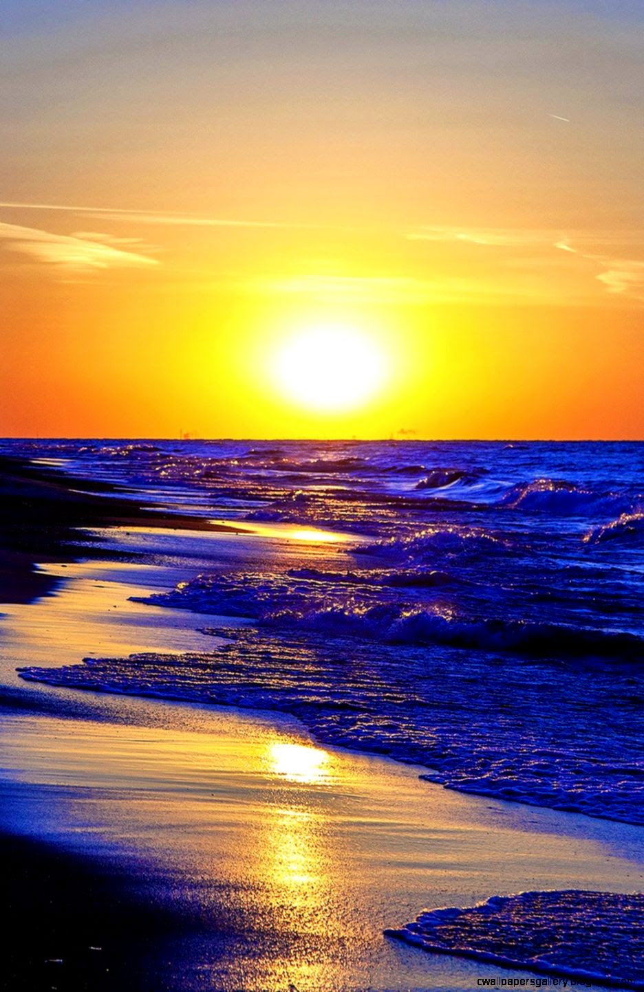 Iphone 5 Sunset Wallpaper Hd | Wallpapers Gallery