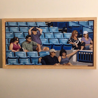 yankees steinbrenner stadium painting