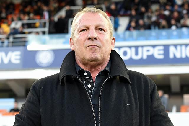 Rolland Courbis serait pressenti pour devenir le nouvel entraîneur du FC Lorient.