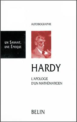 Télécharger Livre Gratuit Hardy, 1877-1947 - l'apologie d'un mathématicien, Autobiographie pdf