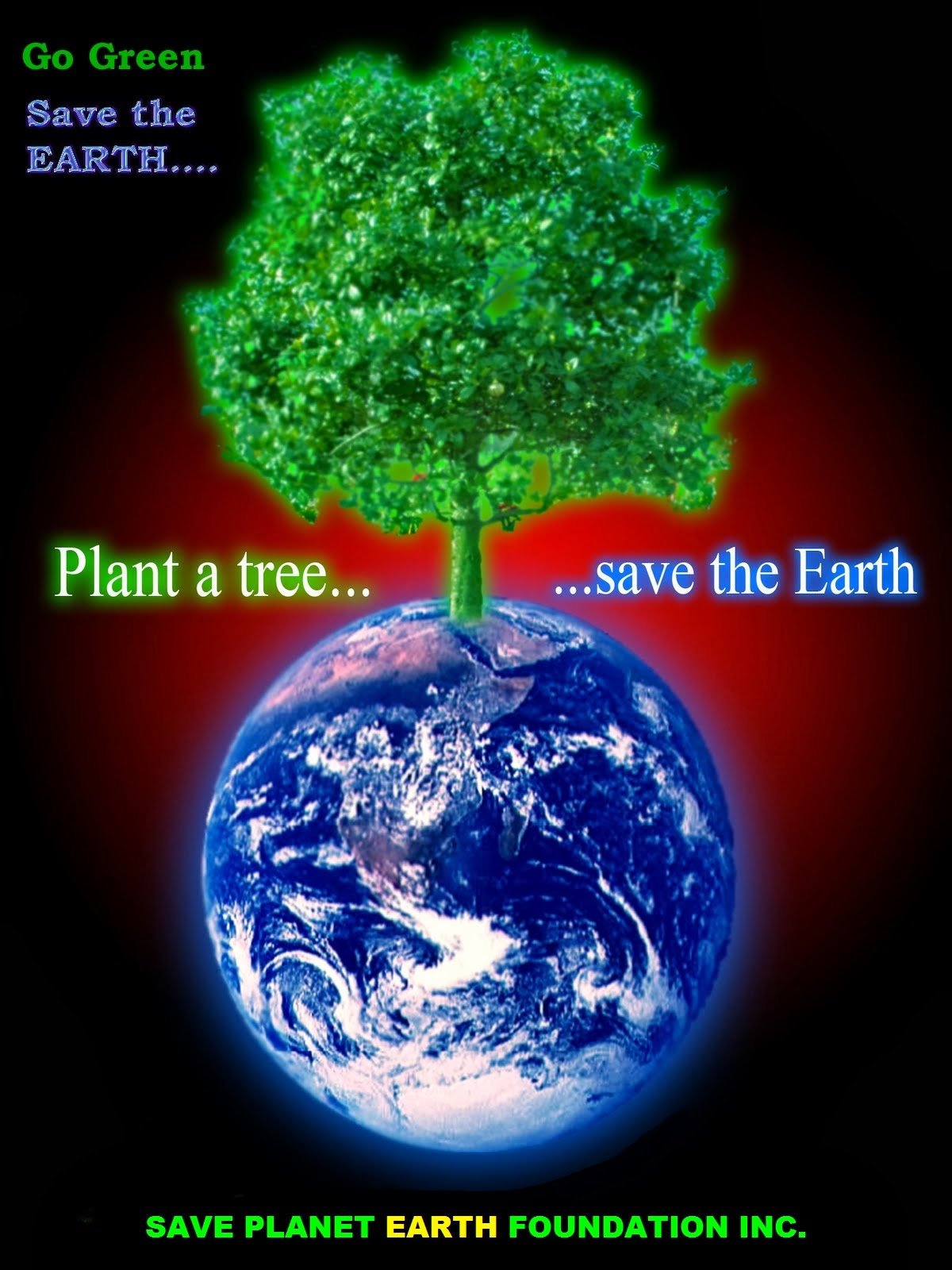 SAVE PLANET EARTH FOUNDATION INC.