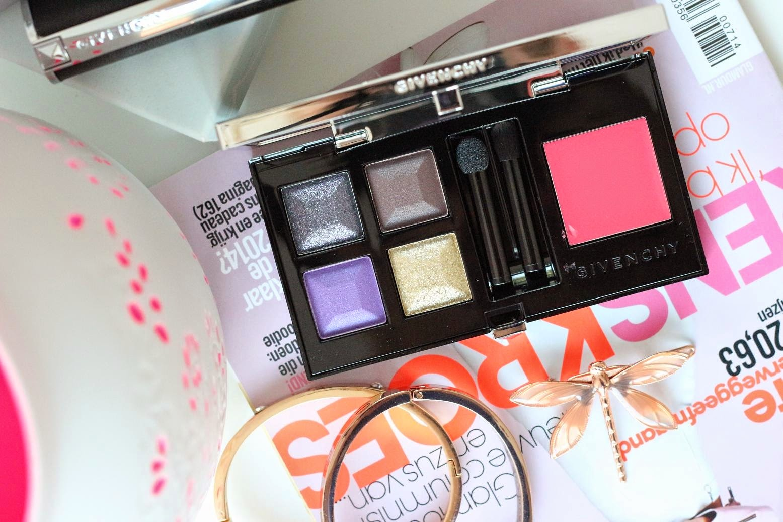 Givenchy Palette Extravagancia