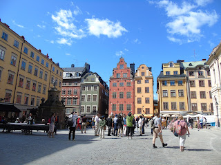 Stortorget plaza Estocolmo