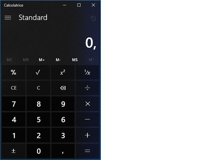 Calcolatrice-w10-cu