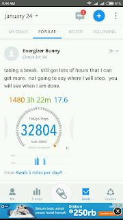 Aplikasi Penghitung Langkah Kaki