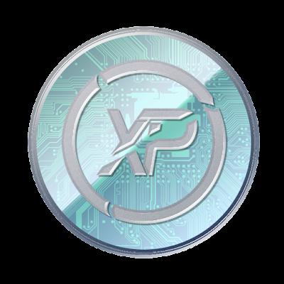 仮想通貨XPのフリー素材