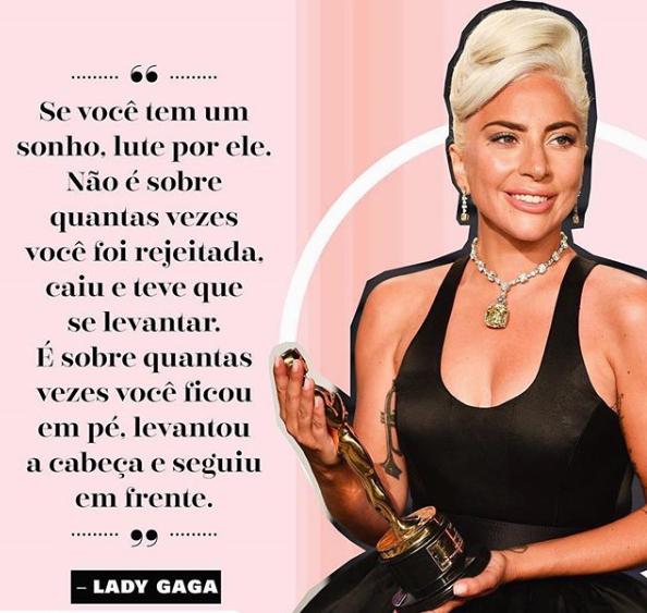 Oscar 2019- LADY GAGA