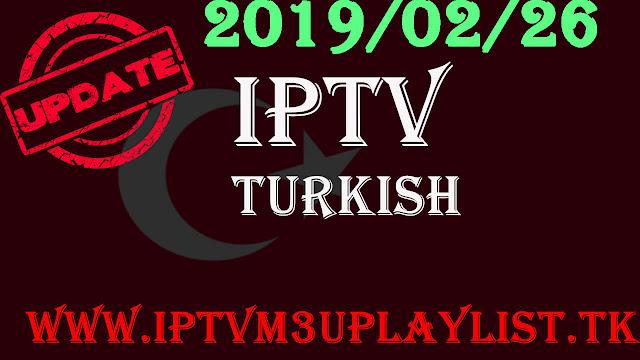 Iptv Turkish M3u Free Channels
